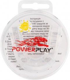 Капа боксерская PowerPlay 3306 JR Lemon Transparent (PP_3306_JR_Trans_LEMON)