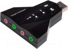 Адаптер Dynamode Virtual (7.1) USB 8