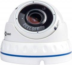 Гибридная антивандальная камера Green Vision GV-098-GHD-H-DOF50V-30 (Ultra) (LP10406)
