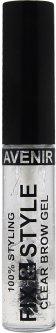 Фиксирующий гель для бровей Avenir Cosmetics Прозрачный 10 мл (5900308132937)