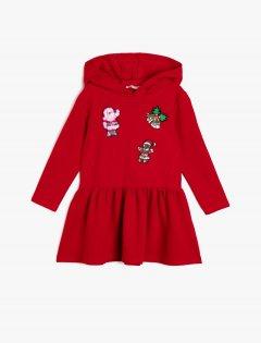 Платье Koton 0KKG87898AK-420 NY 122-128 см (8682260017725)
