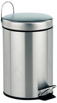 Ведро для мусора KELA Janos 5 л (20879) матовая нержавеющая сталь