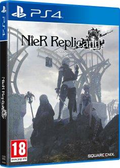 Игра NieR Replicant для PS4 (Blu-ray диск, Russian version)