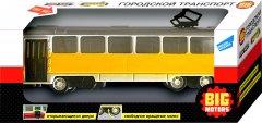 Городской транспорт Big Motors Трамвай (4812501172522)