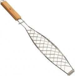 Решітка-гриль BBQ для риби 51 х 31 х 12 х 1.5 см (MH-0918)