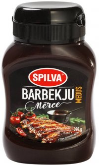 Соус Spilva барбекю c медом 320 г (4750022067012)