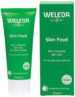 Крем для кожи Weleda Скин Фуд 75 мл (4001638093989)