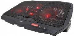 Охлаждающая подставка для ноутбука Crown Black/Red (CMLS-01 Red)