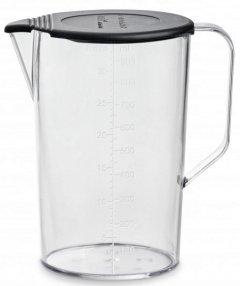 Блендерная чаша с крышкой 1000 мл Bamix SAN пластик (450.051)