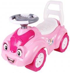 Автомобиль-каталка Technok для прогулок Розовый (6658) (4823037606658)