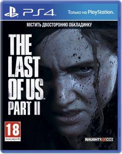 Игра The Last of Us: Part II для PS4 (Blu-ray диск, Russian version)