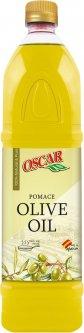 Масло из оливковых выжимок рафинированное с добавлением оливкового масла нерафинированного Oscar foods Pomace 1000 мл (4820235630010)
