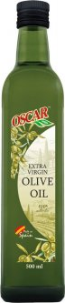 Масло оливковое нерафинированное Oscar foods Extra Virgin 500 мл (4820235630027)