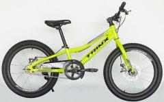 "Велосипед TRINX Smart 1.0 20"" 2021 Yellow-black-grey (Smart 1.0.YBG)"