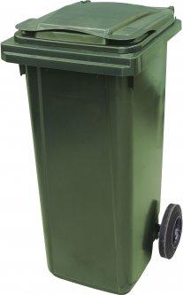 Мусорный контейнер ESE MGB 974 х 480 х 555 мм 120 л SL Зеленый (62505050-P00461 grn)