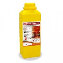 Огнебиозащита для защиты древесины KONTUR WPF-33 (ХМХА-1110) 1 л
