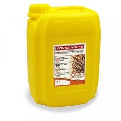 Антисептик готовый к применению для уничтожения дереворазрушающих насекомых KONTUR WPE 15, 5 л