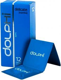 Презервативы Dolphi Delicate № 12 (4820144771682)