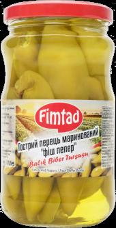 Острый перец Fimtad Фиш пепер 340 г (8681957372383)