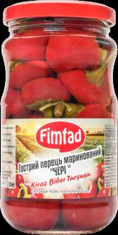 Острый перец Fimtad Черри 340 г (8681957372369)