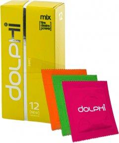 Презервативы Dolphi Mix № 12 (4820144772412)