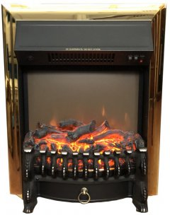 Электрокамин Royal Flame Fobos FX Brass (FobosFXBrss)