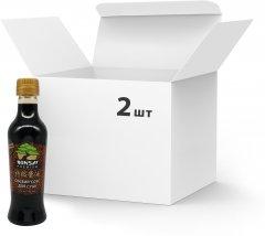 Упаковка соусов соевых Bonsai Premium для суши 250 мл х 2 шт (4820172250456)