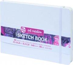 Блокнот для графики Royal Talens Art Creation А5 14.8 х 21 см 140 г/м2 80 листов белый (8712079392987)