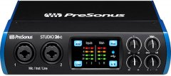 Аудиоинтерфейс PreSonus Studio 26c (228477)