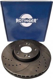 Диск тормозной Rotinger Hyundai Sonata, KIA Sportage 2 шт (RT 20374-GL T5)