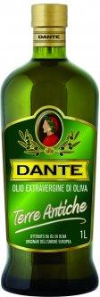 Оливковое масло Olio Dante Extra Virgin Terre Antiche 1 л (18033576191475_8033576191478_8033576194714)