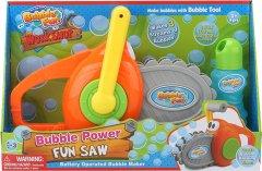 Мыльные пузыри Make Kids Smile Bubble Fun Бензопила 120 мл (DHOBB10110)