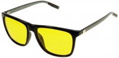 Поляризованные солнцезащитные очки ночного видения Supretto Черный (6003-0001)