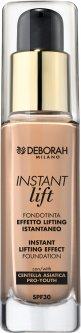 Тональная основа Deborah Instant Lift тон №04 с лифтинг эффектом 30 мл (8009518356090)