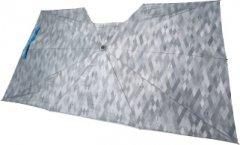 Зонт для защиты салона автомобиля от солнца Car-o-sol M 1300 х 640 мм (Car-o-sol-M)