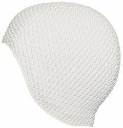Шапочка для плавания Fashy резиновая Белый (3115 10)