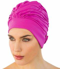 Шапочка для плавания Fashy тканевая Розовый (3472 43)