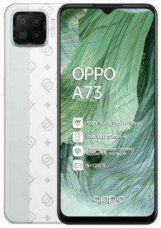 Мобильный телефон OPPO A73 4/128GB Silver