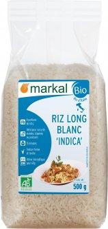 Рис Markal индийский длиннозёрный органический 500 г (3329485811206)