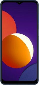 Мобильный телефон Samsung Galaxy M12 4/64GB Light Blue (SM-M127FLBVSEK)