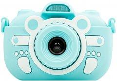 Цифровой детский фотоаппарат XoKo KVR-300 с сенсорным дисплеем Голубой (KVR-300-BL) (9869205468395)