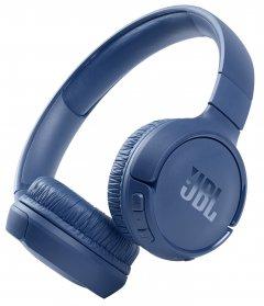 Наушники JBL T510BT Blue