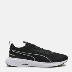 Кроссовки Puma Scorch Runner 19445901 46 (11) 30 см Black-White (4063697880160)