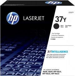 Картридж HP No.37Y M608/M609 Extra High Yield Black (CF237Y)