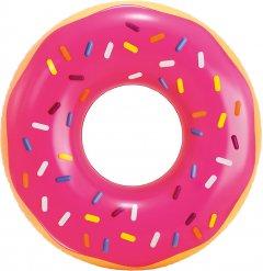 Круг надувной Intex 56256 Розовый пончик 99 см (56256)