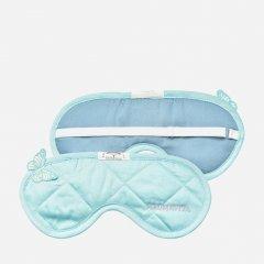 Натуральный набор IDEIA Элит маска для сна + саше + косметичка Светлая мята (2200004206448)