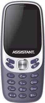 Мобильный телефон Assistant AS 203 Blue