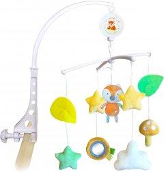 Мобиль Baby Team Музыкальный (8561)