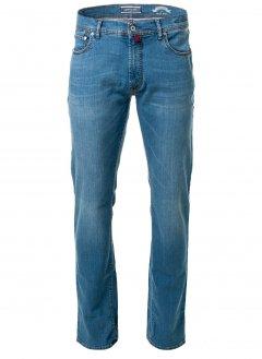 Джинси чоловічі блакитні з потертістю Pierre Cardin оригінал! розмір 31/34 (А:7173/27 М:3091)