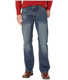 Джинси Signature by Levi Strauss & Co. Gold Label Relaxed Blue Jeans, 42W 32L (10344251)